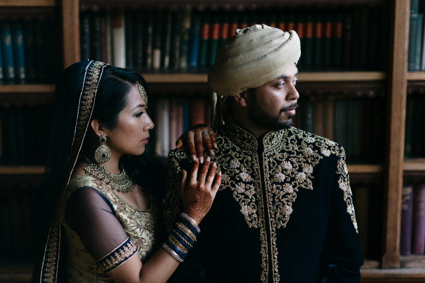 Amy & Tasneem London Wedding