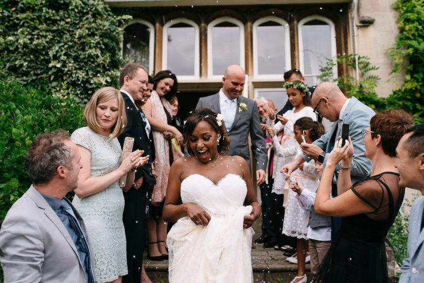 Nicole & Chris Wedding at The Bath Priory