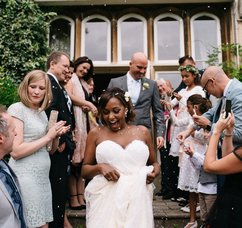 Nicole & Chris Wedding at The Bath Priory